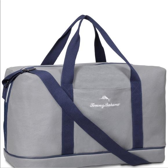 067801e1c863 Tommy Bahama Duffle Bag